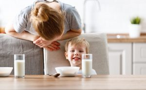 comportamento alimentare nei bambini
